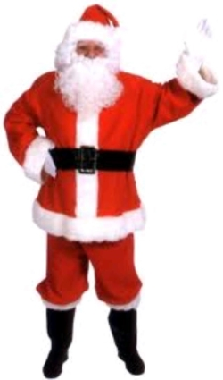 Rental store for SANTA SUIT in Nacogdoches TX