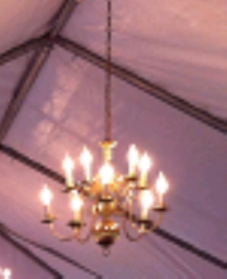 Rental store for GOLD LIGHT CHANDELIER in Nacogdoches TX
