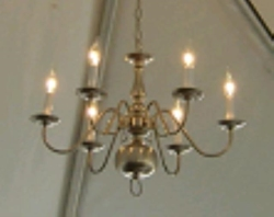 Rental store for LIGHT CHANDELIER SILVER SMALL in Nacogdoches TX