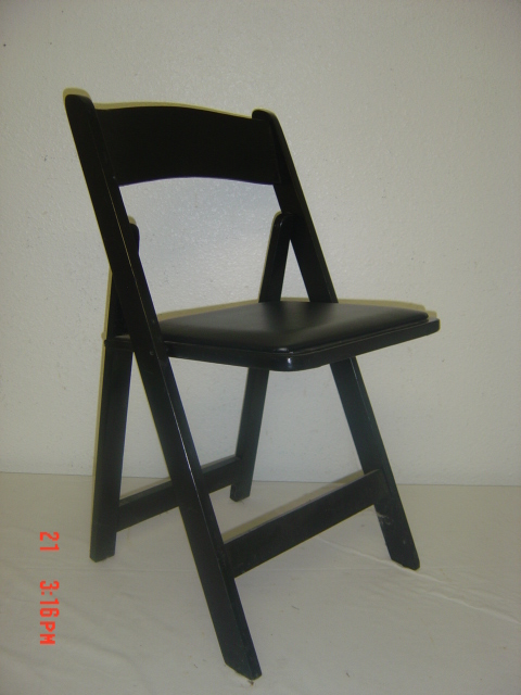 Where to find CHAIR, BLACK PADDED in Nacogdoches