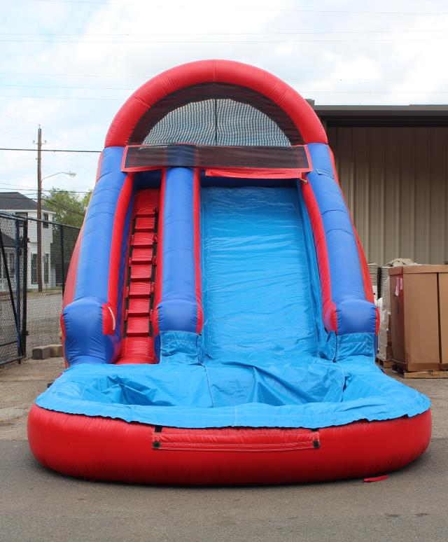 Where to find MOONWALK SLIDE LARGE RED in Nacogdoches