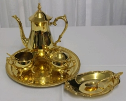 Rental store for TEA SET BRASS in Nacogdoches TX