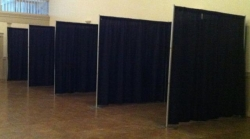 Rental store for PIPE   DRAPE PER FOOT in Nacogdoches TX