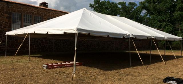Where to find 30 X 50 FRAME TENT in Nacogdoches